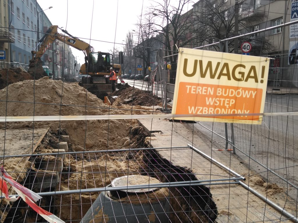 Zobacz, jak przebiega remont torowiska w Śródmieściu Częstochowy 14