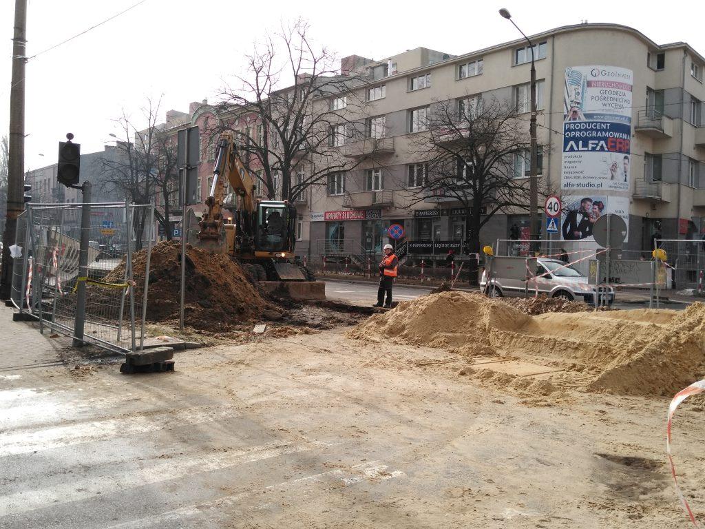 Zobacz, jak przebiega remont torowiska w Śródmieściu Częstochowy 15
