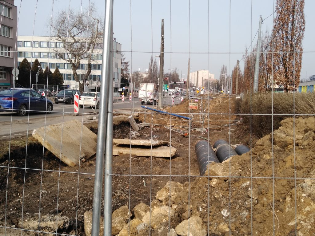 Zobacz, jak przebiega remont torowiska w Śródmieściu Częstochowy 16