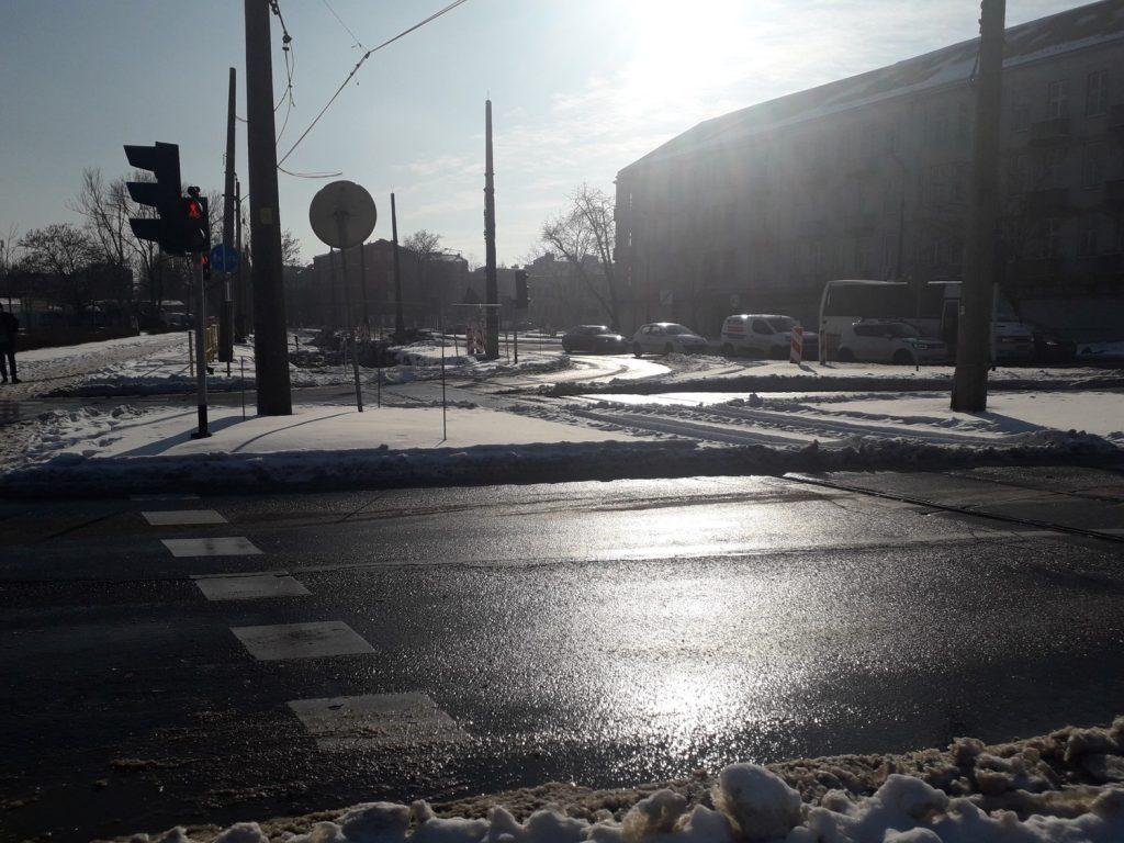 Jutro rozpoczną się roboty na kolejnym skrzyżowaniu w Śródmieściu Częstochowy 7