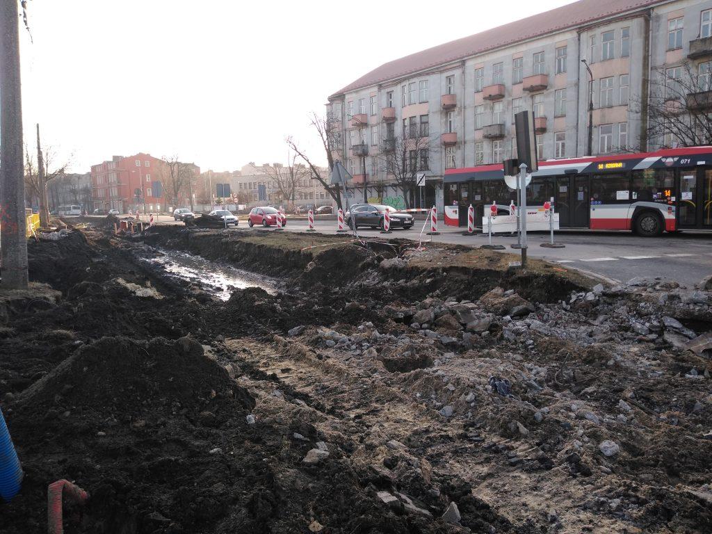 Zobacz, jak przebiega remont torowiska w Śródmieściu Częstochowy 7