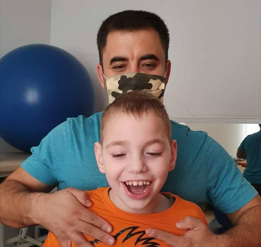 Serducho z Blachowni pomogło pierwszemu dziecku 2