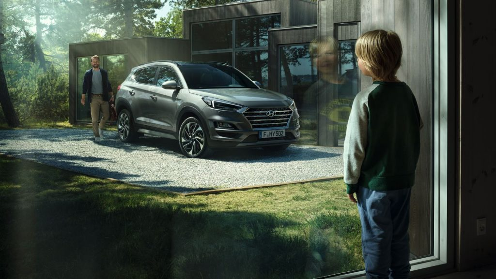 Hyundai Tucson – elegancki i bezpieczny SUV 2