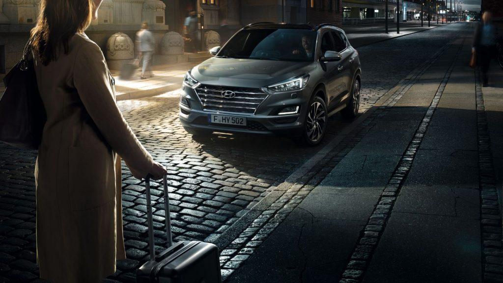 Hyundai Tucson – elegancki i bezpieczny SUV 3