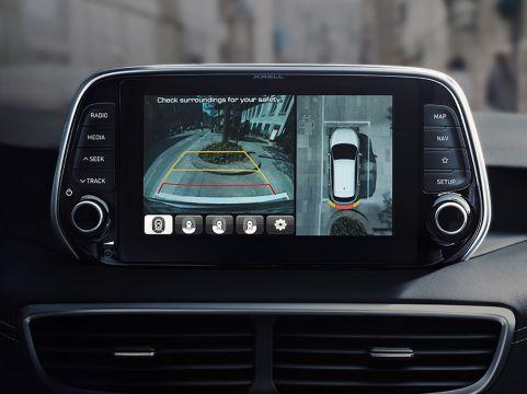Hyundai Tucson – elegancki i bezpieczny SUV 4