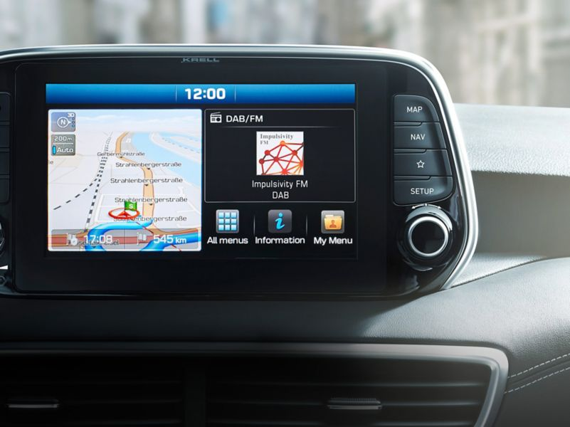 Hyundai Tucson – elegancki i bezpieczny SUV 5