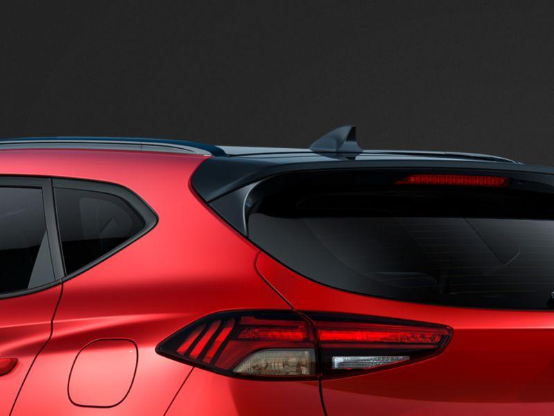 Hyundai Tucson – elegancki i bezpieczny SUV 8
