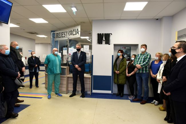 W szpitalu przy Mirowskiej uczcili pamięć zmarłej ordynator Dr Iwony Fijak 1