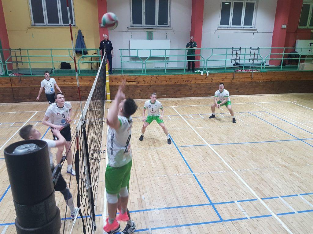 Mistrzowie 1 ligi śląskiej siatkarze Jawor Mineral AZS odnieśli w Jaworznie 18 zwycięstwo w sezonie! 2