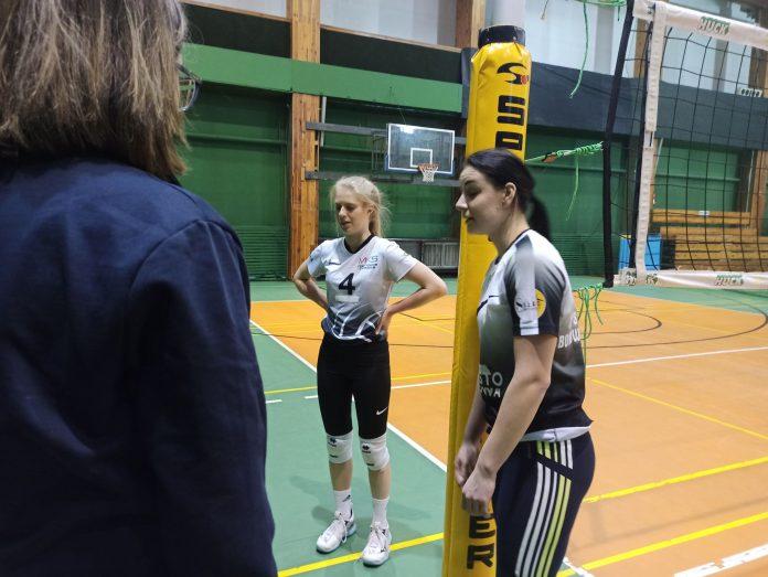 Siatkarki AZS Częstochowa łatwo wygrały pierwszy mecz półfinału play-off 7