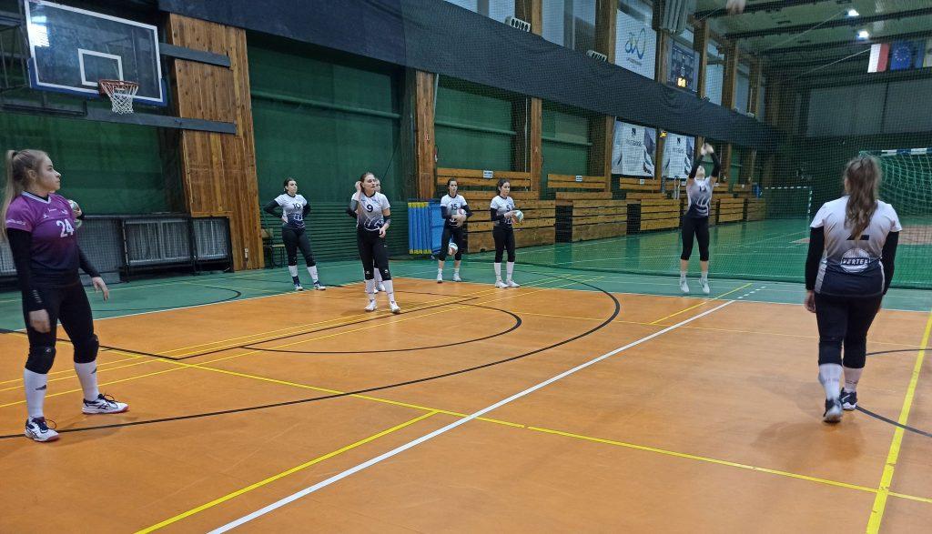 Siatkarki AZS Częstochowa łatwo wygrały pierwszy mecz półfinału play-off 4