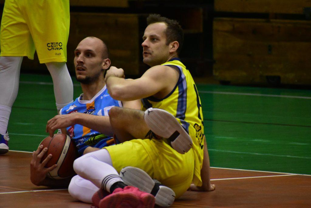 Gdyby nie ta ostatnia kwarta częstochowskich koszykarzy... 4