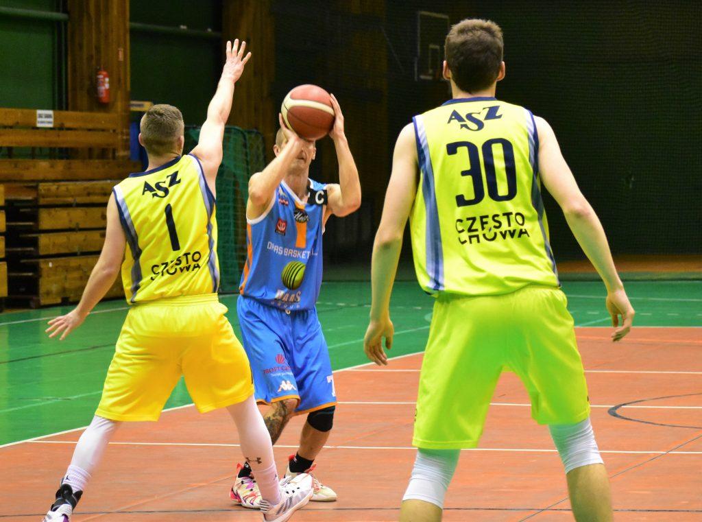 Gdyby nie ta ostatnia kwarta częstochowskich koszykarzy... 1