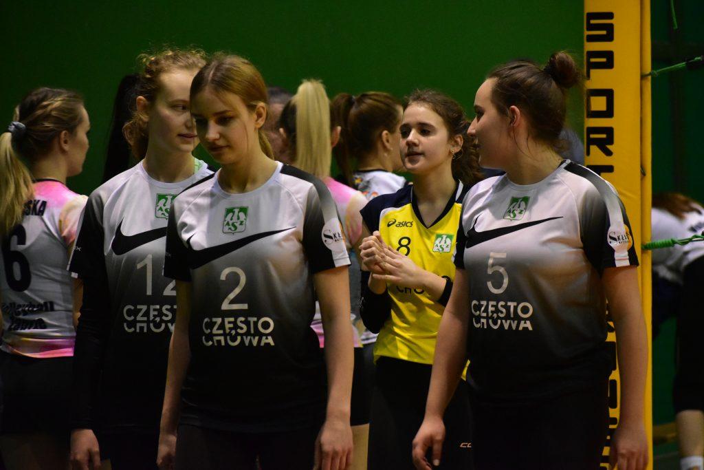 Siatkarki AZS Częstochowa jadą na mecz z MKS-em Czechowice-Dziedzice zapewnić sobie awans do finału play-off 2
