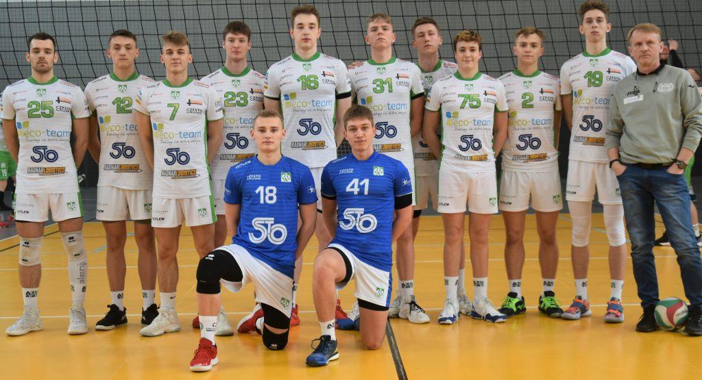 Dwie drużyny siatkarskie z Częstochowy na podium 1 ligi śląskiej. To Jawor Mineral AZS i Hemarpol Norwid. Wysoko też Eco-Team AZS Stoelzle II 3