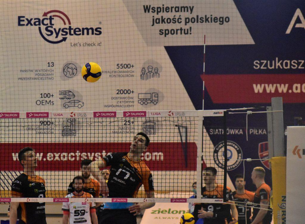 Siatkarze Exact Systems Norwida pokonali BBTS i zakończyli rundę zasadniczą w Tauron 1 Lidze na 4. miejscu! 3