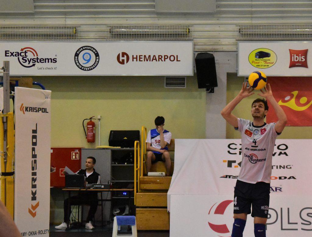 Siatkarze Exact Systems Norwida pokonali BBTS i zakończyli rundę zasadniczą w Tauron 1 Lidze na 4. miejscu! 2
