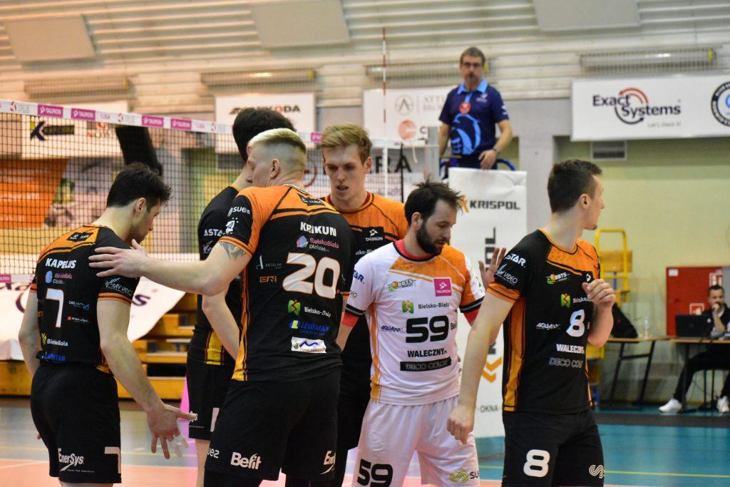 Siatkarze Exact Systems Norwida pokonali BBTS i zakończyli rundę zasadniczą w Tauron 1 Lidze na 4. miejscu! 6