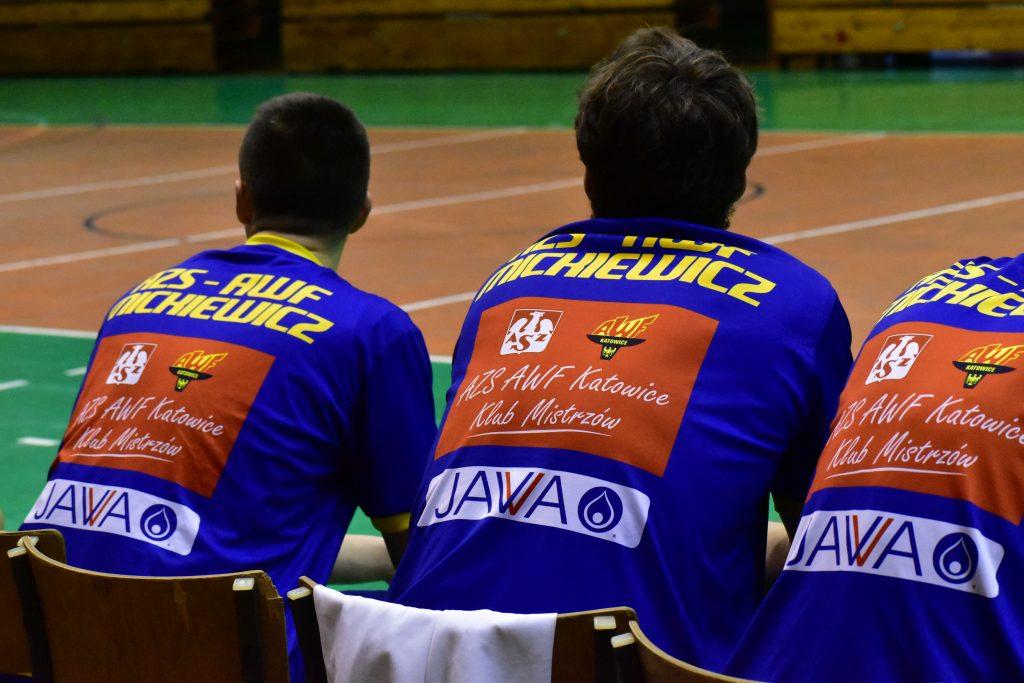 Wygrana koszykarzy AZS Politechniki z AZS AWF Katowice 1