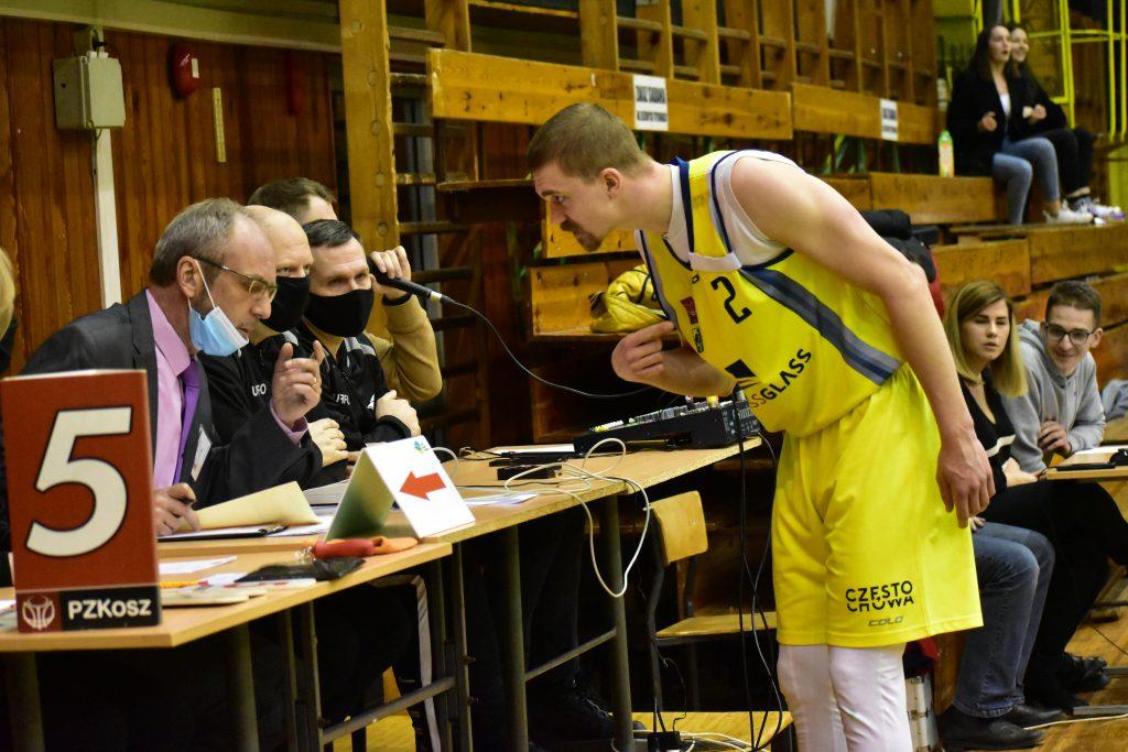 Wygrana koszykarzy AZS Politechniki z AZS AWF Katowice 4