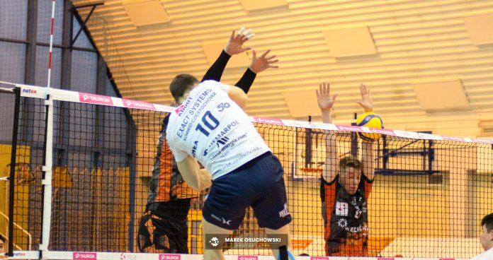 Exact Systems Norwid pokonał Krispol Września i poznał rywala w play-off 6