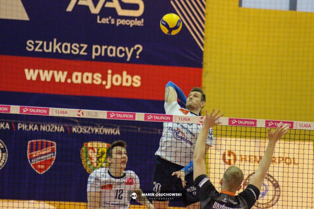 Exact Systems Norwid pokonał Krispol Września i poznał rywala w play-off 1