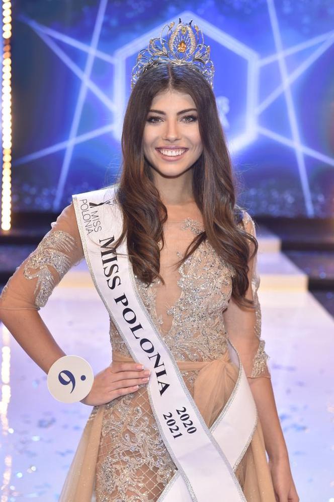 Częstochowianka Natalia Gryglewska nową Miss Polonia 2020 3