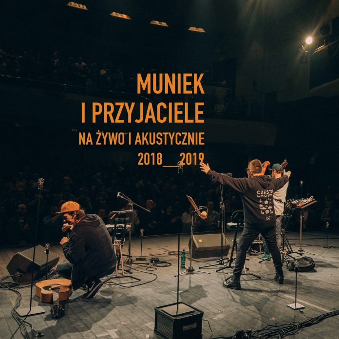 """Nowa płyta Muńka Staszczyka. """"Muniek i Przyjaciele. Na żywo i akustycznie 2018-2019"""" 2"""