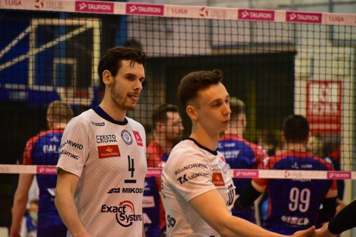 Nieudany wyjazd do Lublina na mecz z liderem 2