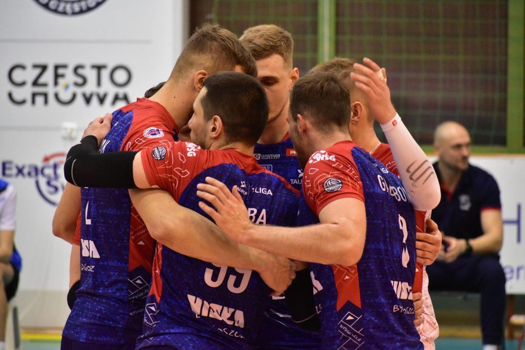 """Siatkarze Exact Systems Norwida """"postraszyli"""" wicelidera i urwali Viśle Bydgoszcz punkt! 9"""