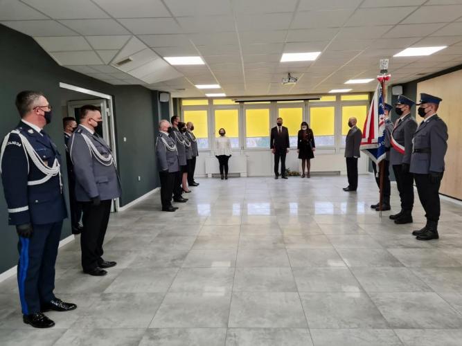 Nadkomisarz Robert Baryła nowym Komendantem Powiatowym Policji w Radomsku 2