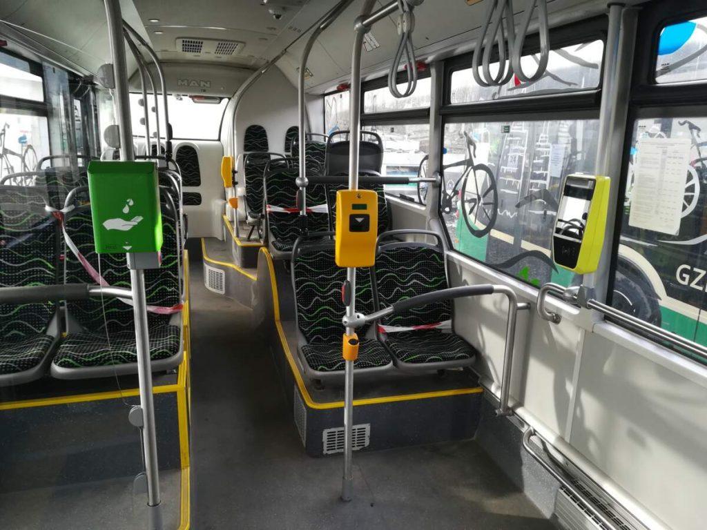 W rędzińskich autobusach zamontowano biletomaty 2
