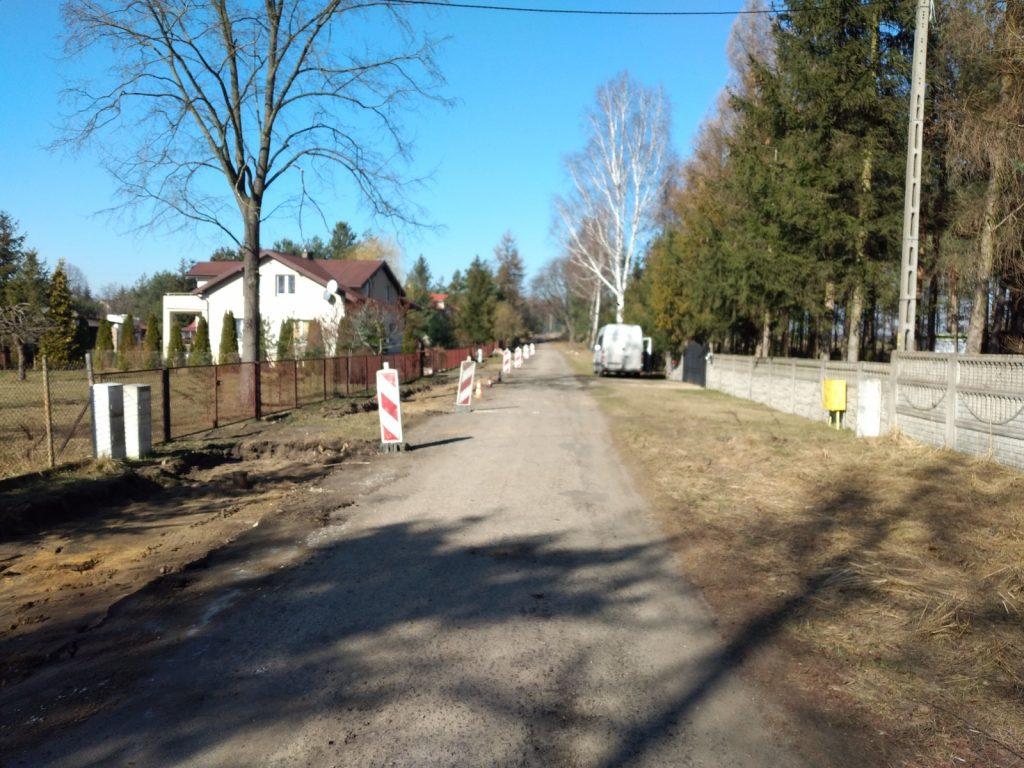 W Turowie ruszyła budowa ul. Południowej 1