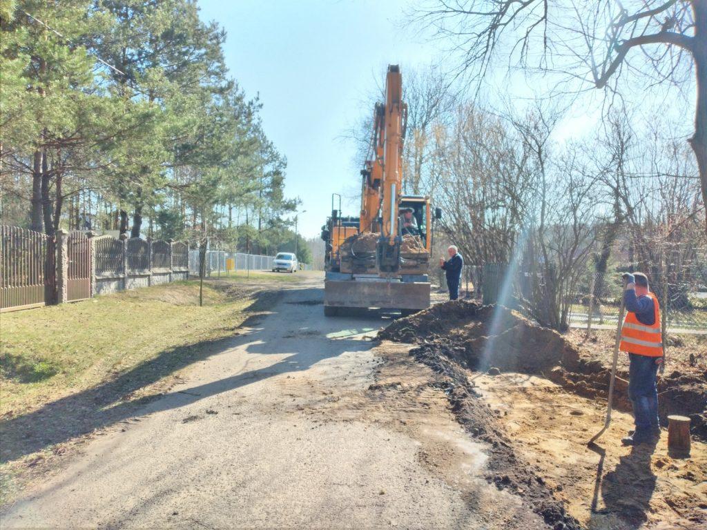 W Turowie ruszyła budowa ul. Południowej 3