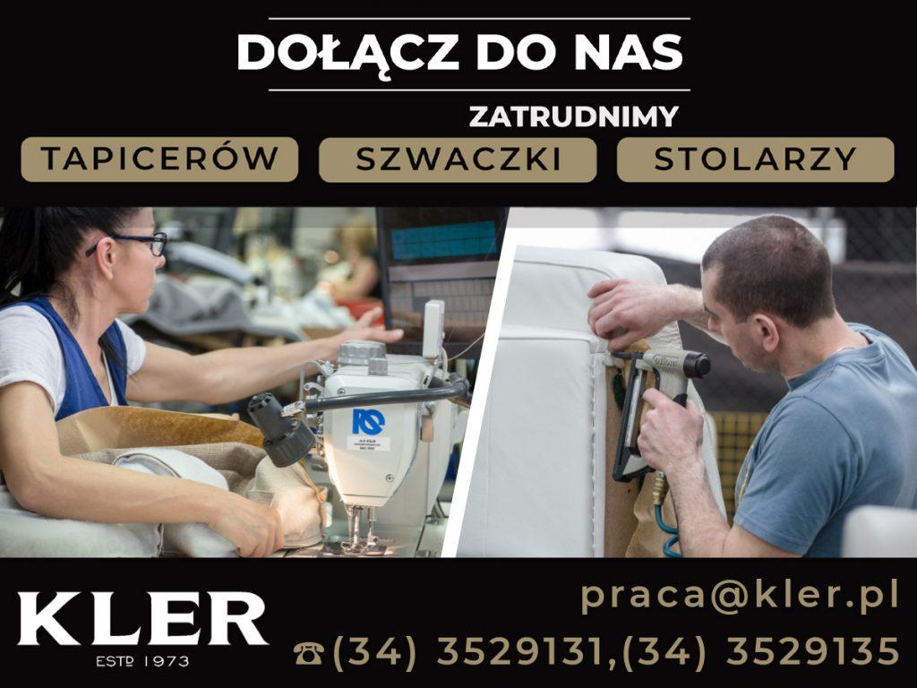 Lubliniec - pracownicy produkcyjni pilnie poszukiwani 1