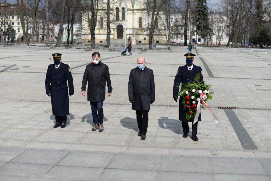Częstochowa uczciła imieniny Józefa Piłsudskiego 6