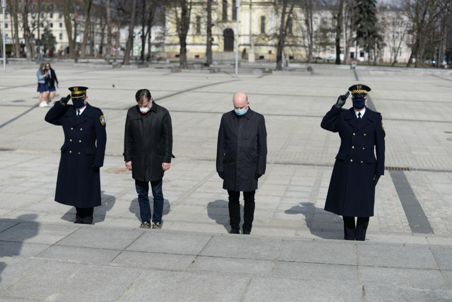 Częstochowa uczciła imieniny Józefa Piłsudskiego 7