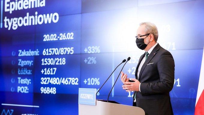 Minister Zdrowia potwierdza – od przyszłego weekendu zmiany w stosowaniu teleporad 3