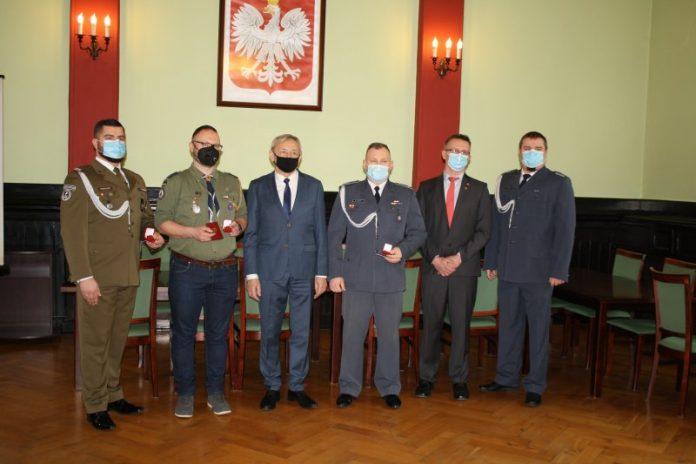 odznaczeni Klubu HDK Commando
