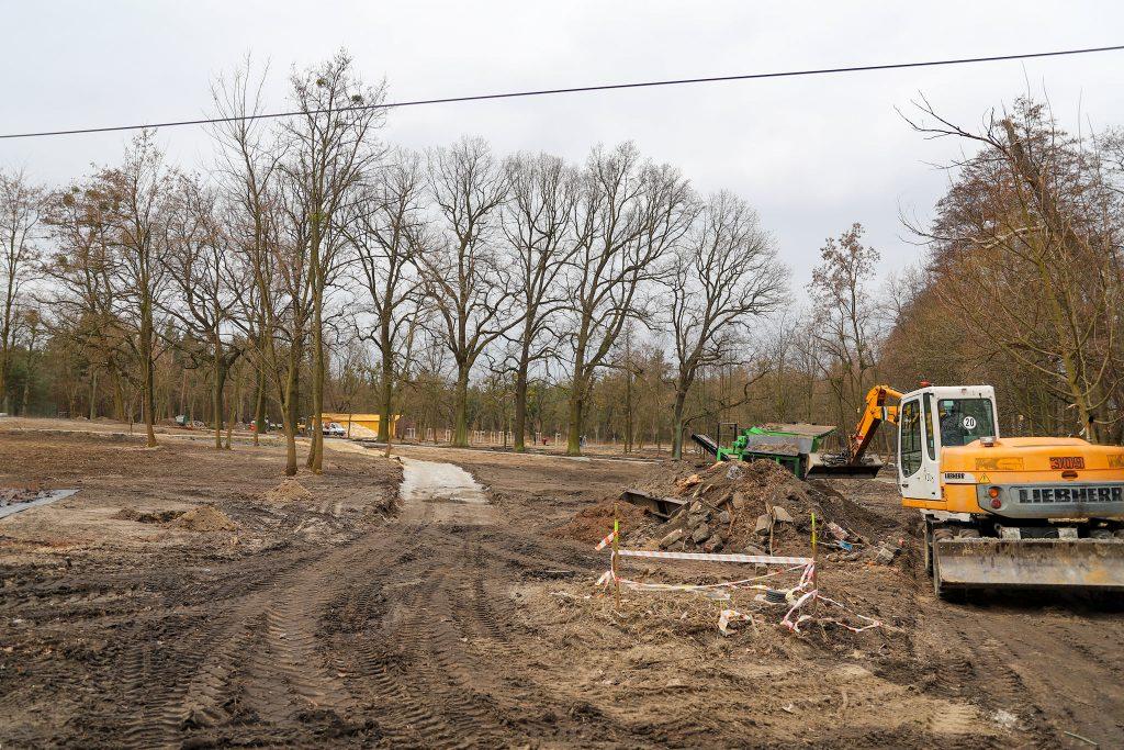 W Lublińcu powstaje kolejny park przy rzece 2