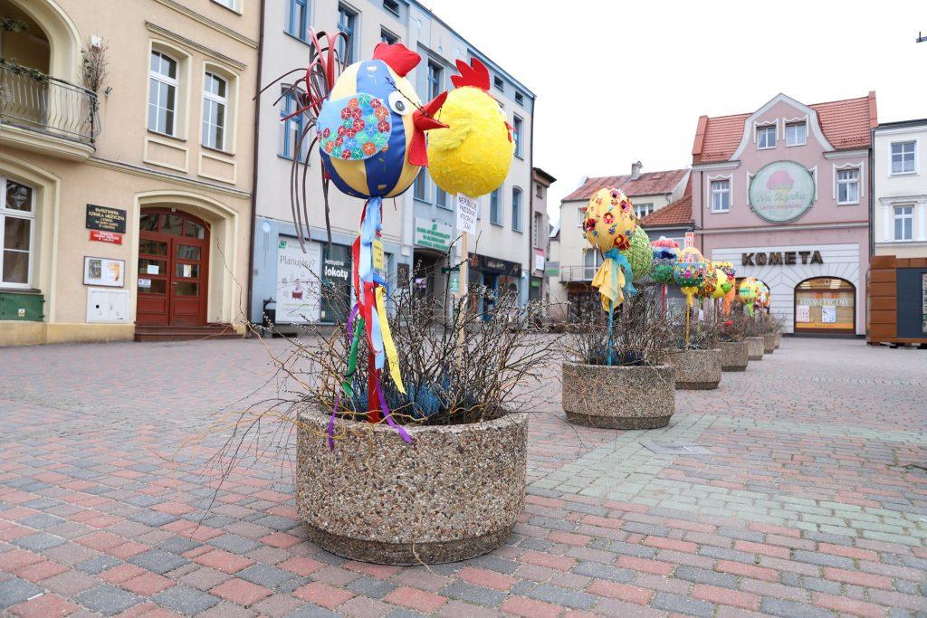 Lubliniecki Rynek już przystrojony na Święta 3