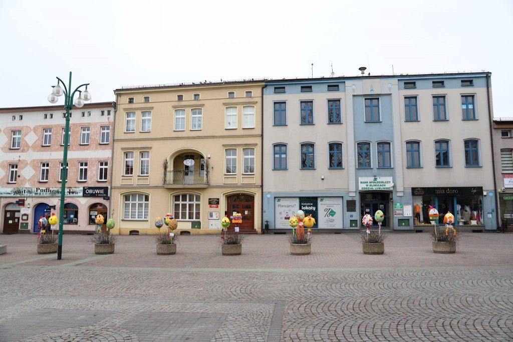 Lubliniecki Rynek już przystrojony na Święta 2