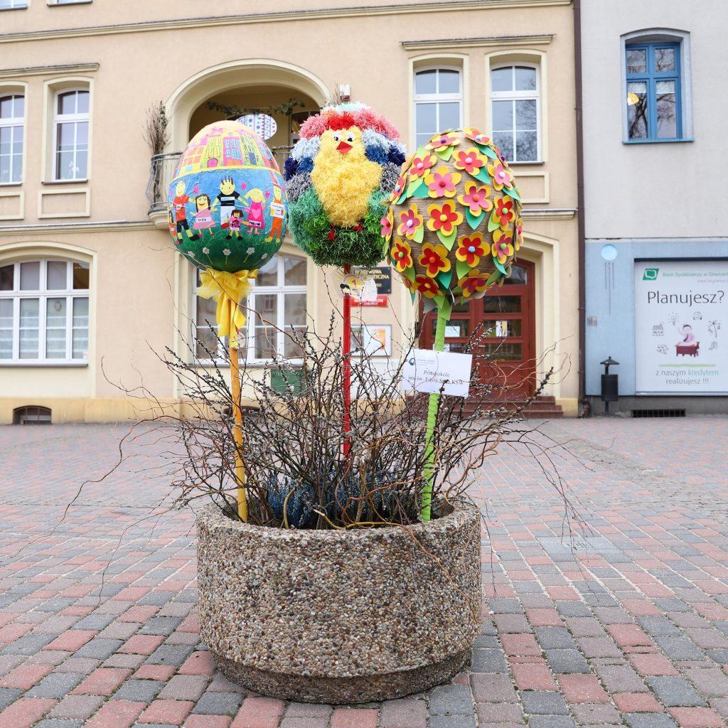 Lubliniecki Rynek już przystrojony na Święta 9