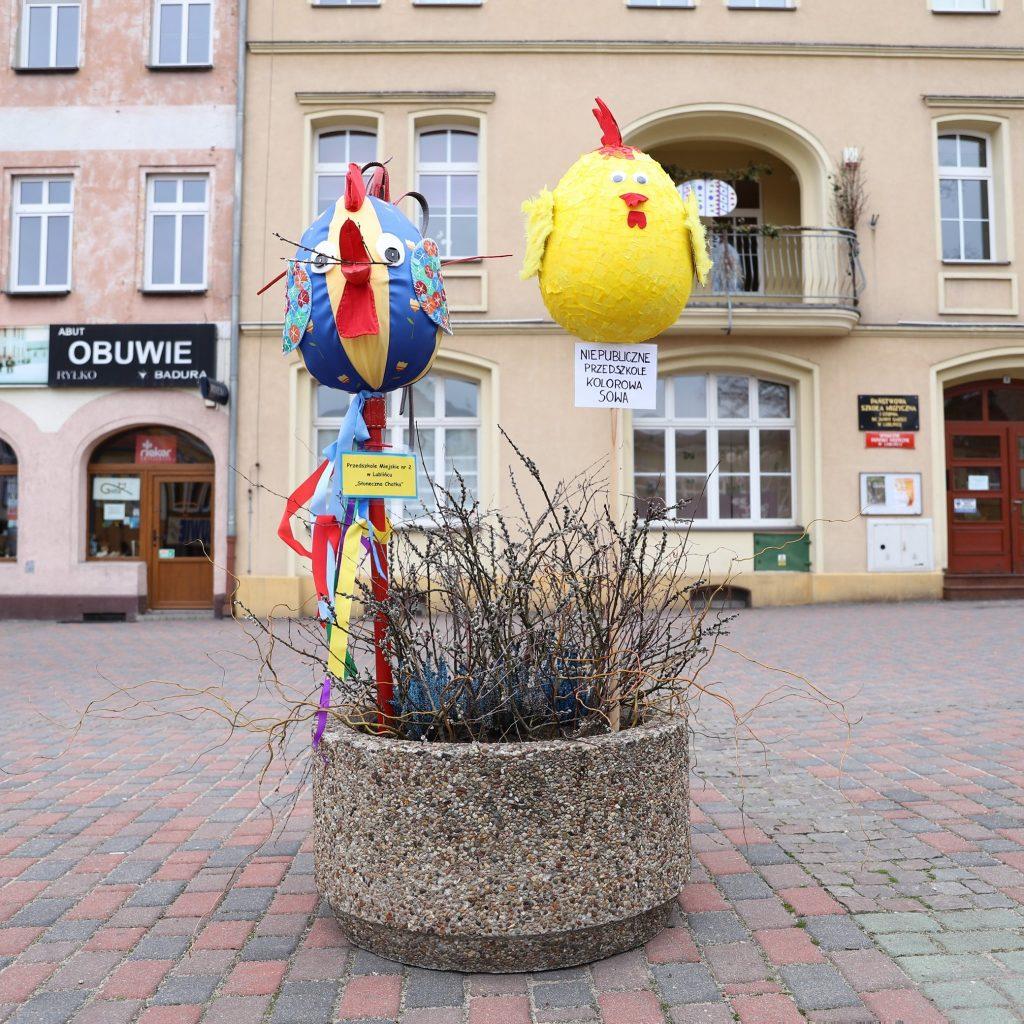 Lubliniecki Rynek już przystrojony na Święta 7