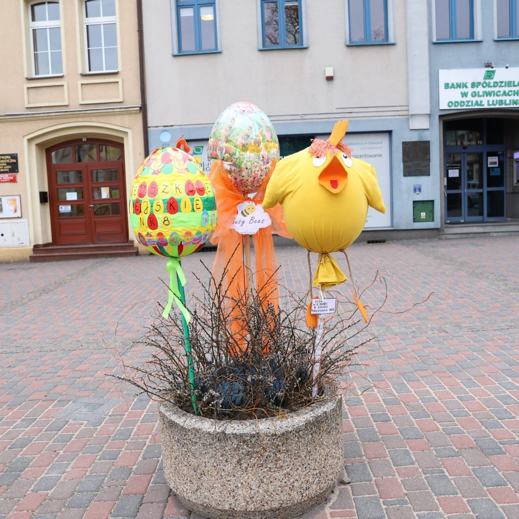 Lubliniecki Rynek już przystrojony na Święta 6