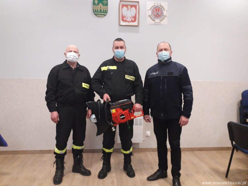 Nowy sprzęt dla strażaków 4