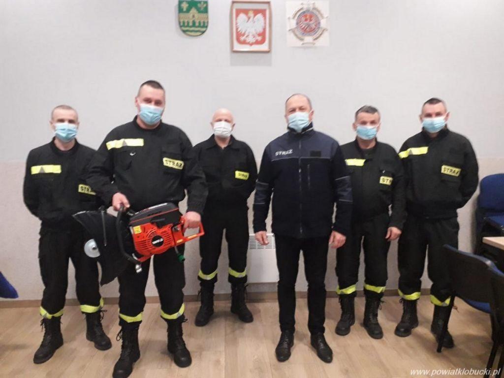 Nowy sprzęt dla strażaków 5
