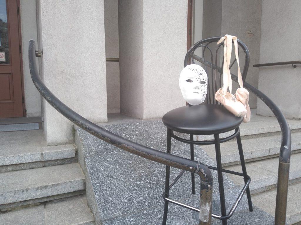 Zobacz, jak wyglądał w Częstochowie happening z okazji Międzynarodowego Dnia Teatru 2