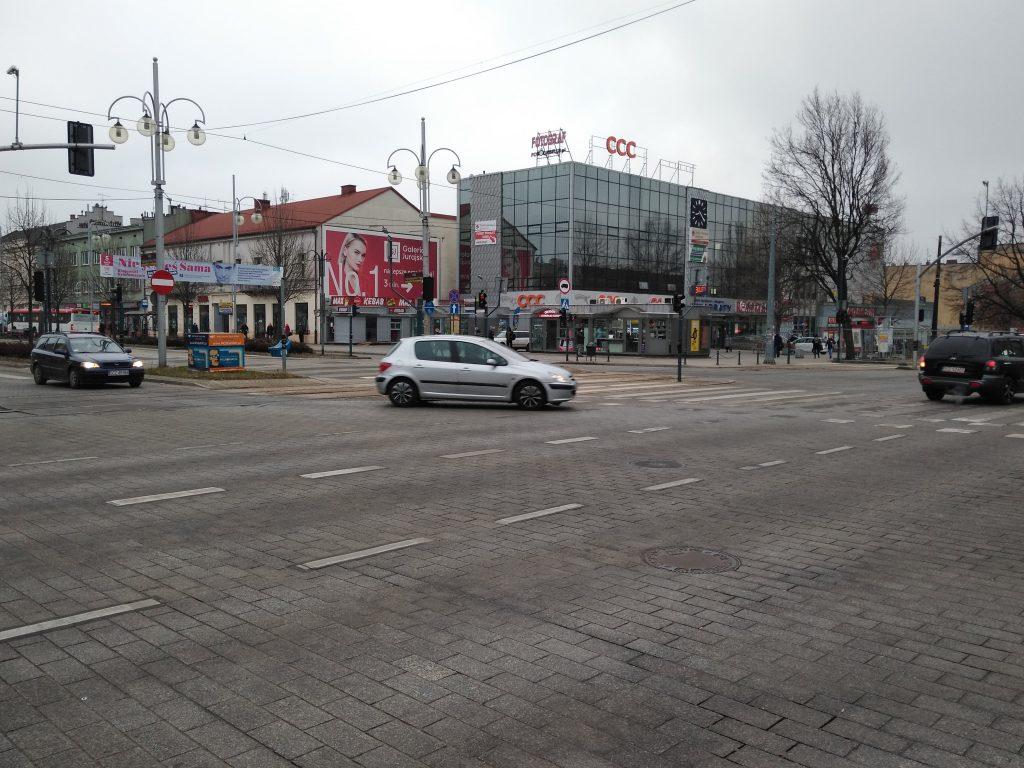 Częstochowa – jak będziemy jeździć w Śródmieściu z powodu nowego etapu remontu torów tramwajowych? Sprawdź 1