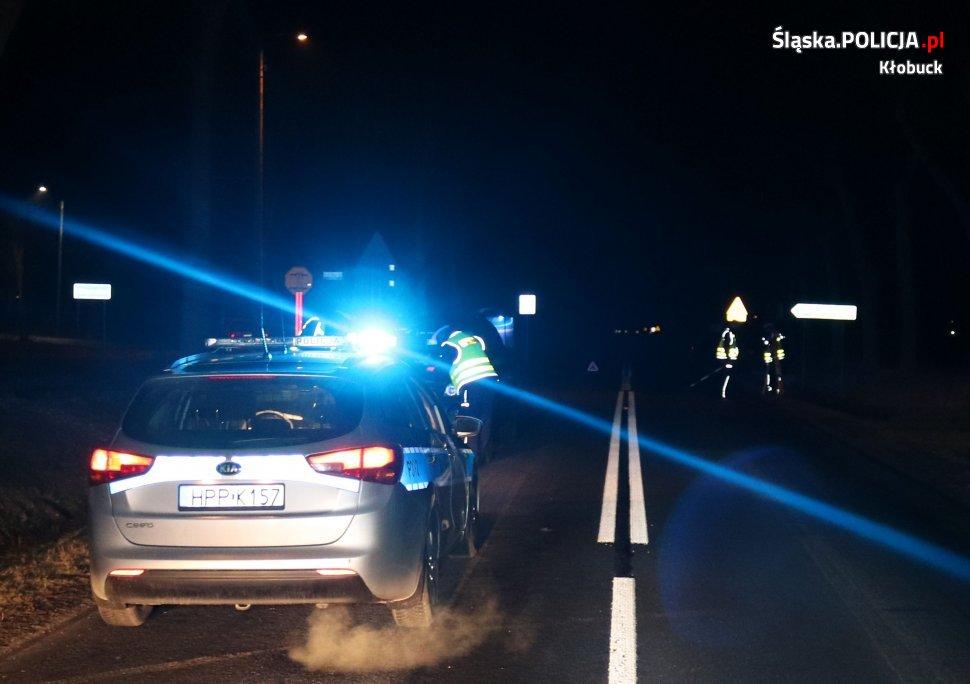 Kłobucka policja wyjaśnia okoliczności wypadku z udziałem nastolatki 3